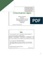Info Gain 11