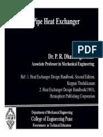 Heat Pipe Heat Exchangers