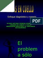 Masas de Cuello Dr Herrera