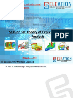Session_50_Theory_of_Explicit_Dynamic_Analysis