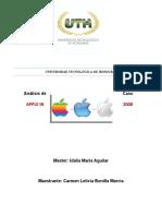 APPLE INC 2008