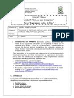 Guía 6° básico Democracia en Chile