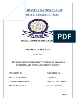 Political Science Project (SEM-II).docx