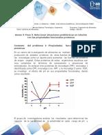 Anexo 3- Paso 3 _  Solucionar situaciones problemicas en relación con las propiedades  funcionales  proteínas
