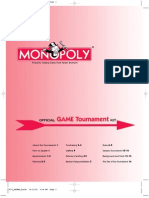 Official Tournament Kit Tournament Guide