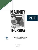 Maundy Thursday 2020A Printable (1).docx