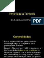 13 URP Inmunidad a Tumores