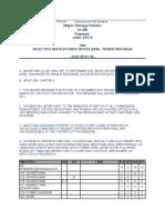 Selective Reenlistment Bonus Message Milper Message 10-306
