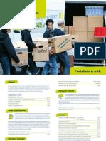 Studibus Preisliste und AGB