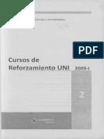 Reforzamiento UNI-2 - Cesar Vallejo