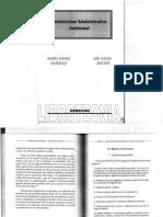 Clase Nº5 Hunter, Ivan y Bordalí Andrés - El Contencioso Administrativo Ambiental, 1°ed (2017)