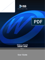 SecurOS WebView User Guide