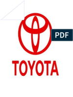 Strategic Management Toyota