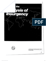CIA - Analysis of Insurgency
