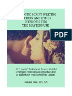 Hypnotic Script-Writing Secrets and Other Hypnosis Tips the Masters Use ( PDFDrive.com )