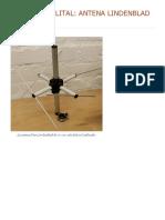 Antena satelital_ antena Lindenblad de 70 cm