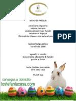 Menùstefani Pasqua