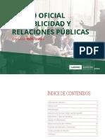 Grado Publicidad Relaciones Publicas