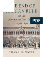 Brian R. Hamnett - The End of Iberian Rule on the American Continent, 1770–1830-Cambridge University Press (2017).pdf