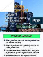 3.1. Design of goods and services
