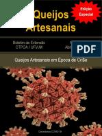 Edição Especial n3 abril 2020 BOLETIM QUEIJOS ARTESANAIS