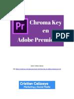 Chroma Key en Adobe Premiere