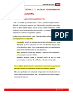 7. M4 marco teorico e outras ferramentas para o choaching
