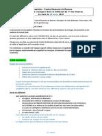 Consignes centre financier Rennes La Poste - 25 mars 2020