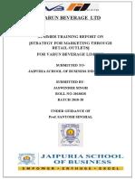 VBL SIP REPORT