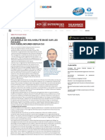 Assurances Un modèle de solvabilité basé sur les risques