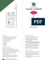 Chasseautresor-licorne-guide