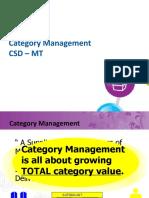 CatMan for CSD