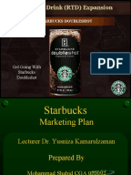 starbucks case assignment I've chosen the starbucks corporation on which to do my case assignment for the session i first became interested in starbucks while working on a.