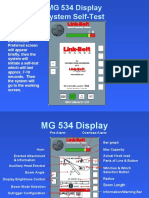 MG 534 Display