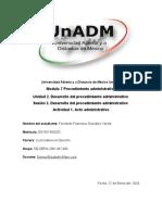 Universidad Abierta y a Distancia de México UnADM M7