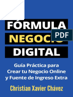 Fórmula Negocio Digital 7