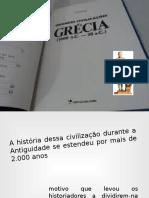 Apresentação gregos
