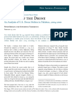 Bergen & Tiedemann - The Year of the Drone; an Analysis of U.S. Drone Strikes in Pakistan, 2004-2010 (2010).pdf