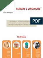 FERIDAS E CURATIVOS
