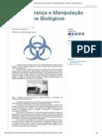 Biossegurança e Manipulação de Agentes Biológicos_ Histórico da Biossegurança.pdf