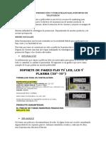 ESTRATEGIA DE PROMOCIÓN Y PUBLICIDAD PARA SOPORTES DE TELEVISIÓN