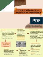 Arquitectura Prehispanica