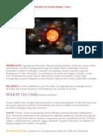 I PIANETI IN DODICESIMA CASA - Le basi astrologiche