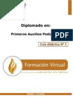 Guia Didactica 5 docxPRIMEROS AUXILIOS PEDIATRICOS