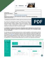 Ejemplo Evaluación y Análisis de un Sistema de Información