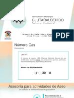 PRESENTACIÓN GLUTARALHEHÍDO