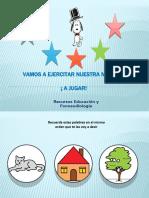 6MEMORIA AUDITIVA DE PALABRAS.ppsx