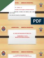 Tema 6 Derecho Registral