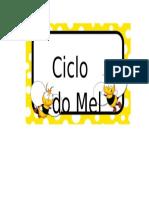 Ciclo Do Mel
