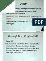 14. 15. IPM 1.9 1.10 Geriatri dan Hubnya dgn KG